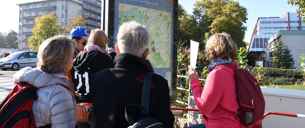 Pour participer au rallye culturel 2017 des Amis de la Nature du Bas-Rhin, il fallait aussi être curieux.
