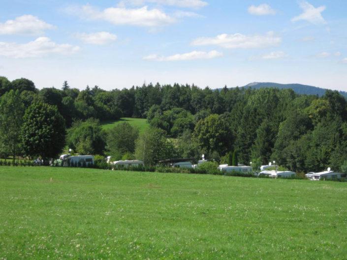 Camping de Muckenbach à Grendelbruch des Amis de la Nature 67