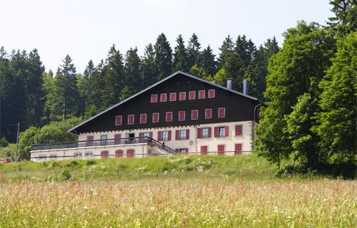 La Chaume des Veaux chalet hébergement au Hohwald - Les Amis de la Nature