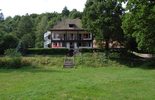 Gruckert maison à Reichsfeld - Les amis de la Nature