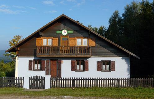 La Perheux chalet hébergement à Solbach - Les Amis de la Nature