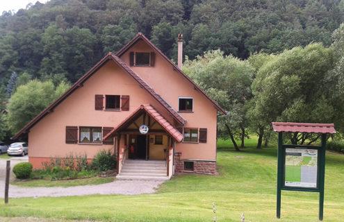 Sturzelbronn chalet hébergement à Sturzelbronn - Les Amis de la Nature