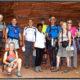 stage ARP niveau 2 - 13 stagiaires AN dans les Vosges du Nord