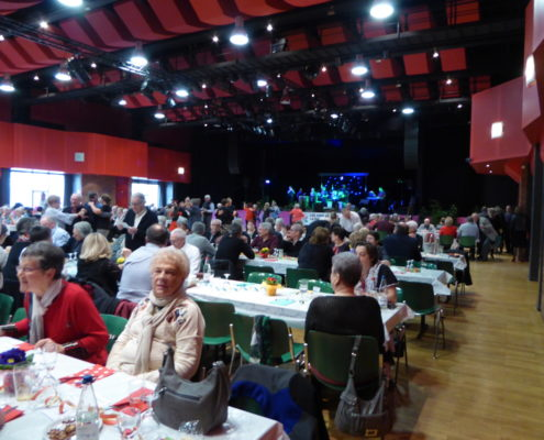 Carnaval des Amis de la Nature de Schiltigheim a réuni 300 personnes